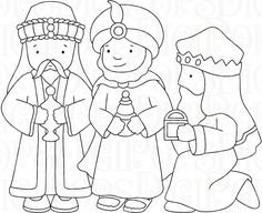 icu ~ Pin on crafts ~ Nativity Digital Clip Art Set and Coloring Pages by DigiPops Coloring Sheets, Adult Coloring, Coloring Books, Christmas Colors, Christmas Crafts, Christmas Coloring Pages, Nativity Coloring Pages, Art Images, Embroidery Designs