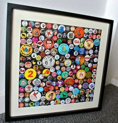 31 Best Button collector images in 2019 | Pin badges, Pin collection