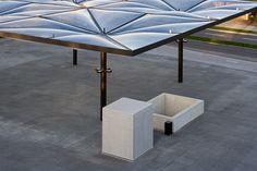 Community center, Unterföhring – pneumatic ETFE roof - {{page::rootPageTitle}} - Temme Obermeier | Experts for Membrane Building