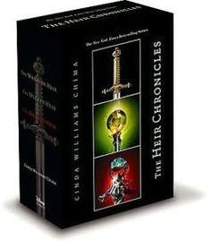 The Heir Chronicles- Cinda Williams Chima. OMW I want that soooo bad!!!!!!!!!1