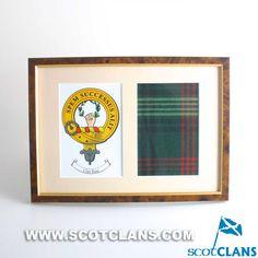 Ross Clan Crest & Ta