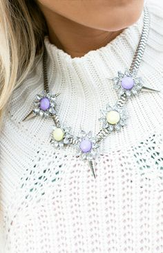 8 Other Reasons Empire Necklace $54.95 http://bb.com.au/collections/accessories/products/8-other-reasons-empire-necklace