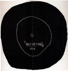 Now's The Time Jean-Michel Basquiat Date: 1985 Style: Neo-Expressionism Genre: abstract Media: pencil, wood Location: The Brant Foundation Art Study Center, Greenwich Jean Michel Basquiat, Franz Kline, Willem De Kooning, Henri Matisse, Basquiat Tattoo, Sandro Chia, Radiant Child, Pop Art, Expressionist Artists