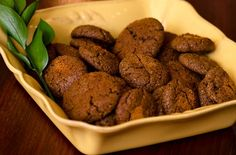 Paleo Cricket Snaps - vegan, gluten-free, paleo, and delicious #EdibleInsect cookies made with #CricketFlour