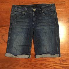 Bermuda shorts Bebe Bermuda shorts - in good condition! bebe Shorts Bermudas