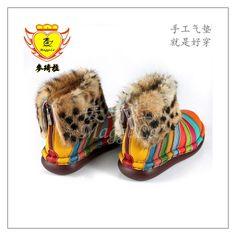 een vrouwen laarzen schoenen lente en de herfst laarzen bont laarzen dame toevallige comfortabele platform in van op Aliexpress.com