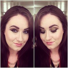 Moss green look using the Too Faced Natural at Night palette, details on my blog http://themakeupthefashionandtheglory.blogspot.ie