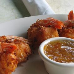 Outback Steakhouse Recipes: Outback Steakhouse Coconut Shrimp and Dipping Sauce Recipes Coconut Shrimp Dipping Sauce, Shrimp Sauce Recipes, Healthy Coconut Shrimp, Coconut Shrimp Recipes, Seafood Recipes, Cooking Recipes, Cat Recipes, Dipping Sauces, Recipes