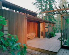 one off magazine: one house > lundberg cabin