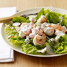 , Sugar Snap Pea and Asparagus Salad with Creamy Tarragon Dressing ...
