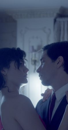 """... it's not irrational to think commitment can hurt you... because it can."" Comet, dir. by Sam Esmail"