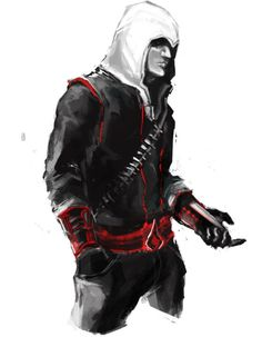 Assassin's Creed Universe - rain7kid-art:   made a modern assassin. based on...