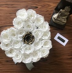 Love Box, Beautiful Roses, Flower, Decor, Flowers, Decoration, Decorating, Dekoration, Deck
