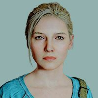 Uncharted series ➢ Elena Fisher icons
