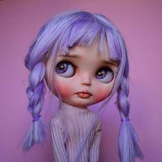 RESERVED TO M. Aviva Custom Blythe Doll