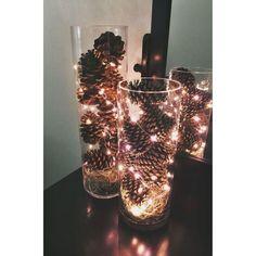 """648 kedvelés, 1 hozzászólás – Fashionfave (@fashionfaver) Instagram-hozzászólása: """"Egyszerű, de nagyszerű karácsonyi dekorációs ötlet. #karácsony,DIY,inspiráció #fashion…"""""""