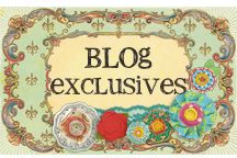 Blog backgrounds, headers, buttons and more! Free