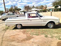 1961 FORD RANCHERO | Tucson AZ  #usecars