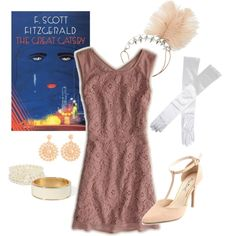 The Great Gatsby Costume - Daisy Buchanan.... need ideas for wedding outfit in a couple weeks