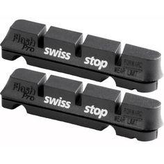19,50 €. 4 Zapatas de freno Swissstop Flash Pro Black (llantas de aluminio)