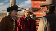 10 x 16 This Sunday - A Long Shot - Heartland Jack with I suspect Tim saying something ugly to Mitch.