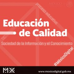 #EducaciónDeCalidad