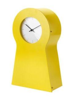 איקאה/פי אס 1995 שעון צהוב