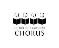 Colorado Symphony Chorus Logo Design by Amanda Salazar