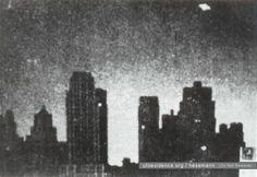 UFO Photo : Manhattan, New York, USA - November 9, 1965