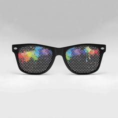 glasses for party -- Paintball Wayfarer