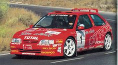 ZX 2.0 16V Race Car - Kit car