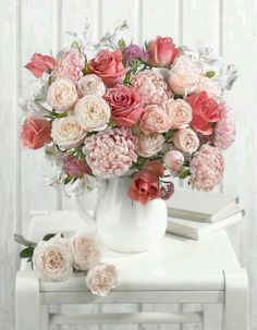 silk flower decor I selyemvirág dekor