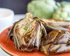 recetas verduras para Navidad: alcachofas al horno Quesadilla, Artichoke, Cooking Time, Pesto, Tapas, Cabbage, Sandwiches, Pork, Vegetarian
