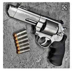 Smith & Wesson 629 V-Comp - .44 Magnum Speed up and simplify the pistol loading process  with the RAE Industries Magazine Loader. http://www.amazon.com/shops/raeind