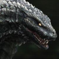Godzilla 2014 Official Design