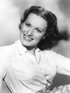 Maureen O'Hara, 1950 Fotografia