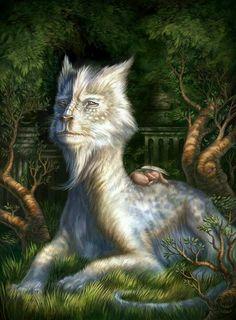 Ancient creature of legends.