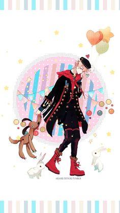 Magical Warfare, Vampire Knight Zero, Musaigen No Phantom World, Tsukiuta The Animation, Kaichou Wa Maid Sama, Anime Outfits, Sword Art Online, Aesthetic Anime, Tumblr