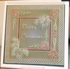 Clarity Card, Parchment Design, Parchment Cards, Paper Flower Tutorial, Paper Cards, Beautiful Christmas, Adele, Crafts To Make, Paper Flowers