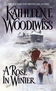 A friend of mine recommended this author...Kathleen E. Woodiwiss.  She passed away a few years ago but is credited with being one of the original romance authors.  I'd love to curl up with one of her books and a cup of hot cocoa on a winter night!