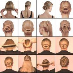 Αξεσουάρ Μαλλιών Bun tail Σετ 2 τμχ για απίστευτα χτενίσματα! - www.hellas-tech.gr