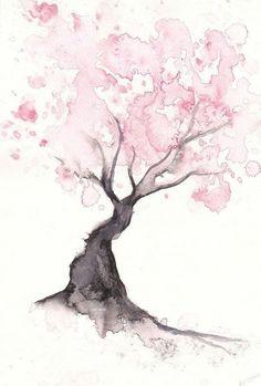 Watercolor by VoyageVisuel