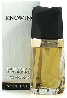 Knowing by Estee Lauder 1988 [Woody floral] Top notes: Rose, green notes, plum, melon, tuberose, coriander, mimose, pittosporum. Middle notes: Cardamom, cedar, lily of the valley, jasmine, orris root, patchouli, bay leaf, orange blossom. Base notes: Vetiver, oakmoss, orris root, civet, musk, patchouli, amber, sandalwood, spices.  Pros: Pleasantly sharp and clean for all notes.  Cons: Base notes on skin smells like a luxurious brand of shower soap.