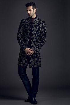 Shop Luxury Indian Wedding Attire for Women, Men, Designer Jewelry Indian Man, Indian Groom, Dapper Gentleman, Dapper Men, Indian Men Fashion, Male Fashion, Fashion Fall, Wedding Suits, Wedding Wear
