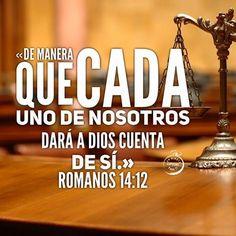 Romanos 14:12
