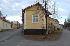 no:3 Ruhtinaankatu, Pori, Finland