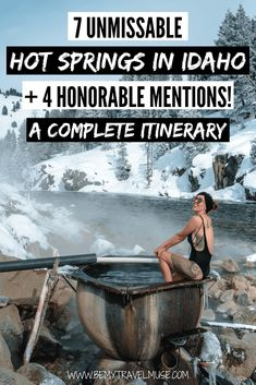 11 Best Idaho Hot Springs in 2021 (and Where to Find Them)