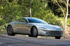 James Bond Spectre Aston Martin DB10 | Architectural Digest