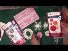 Spellbinders - Accents and Motifs  (card-making-magic.com)