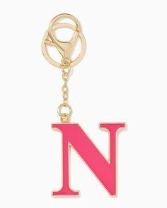 charming charlie   Initial N Keychain   UPC: 400000178516 #charmingcharlie